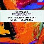 Franz Schubert Overture in C Major, D.591/Symphony No.9 in C Major, D.944