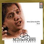 Veena Sahasrabuddhe Maestro's Choice, Series 3