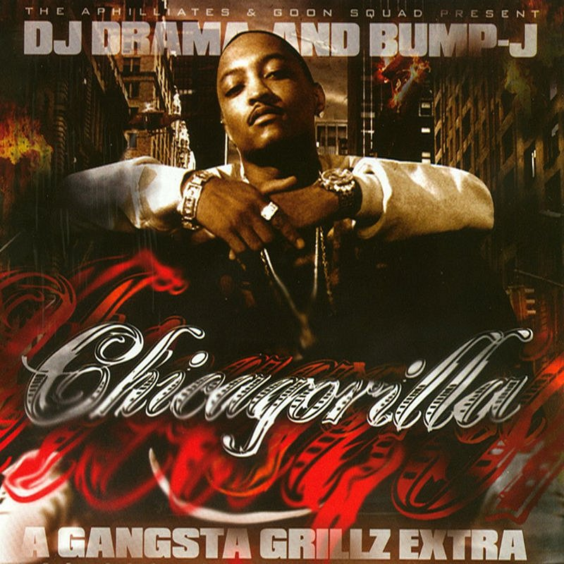 Cover Art: Chicagorilla - Gangsta Grillz Extra (Parental Advisory/With Bonus TracK)
