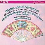 Heinz Holliger Oboe Concertos Nos. 1-3/Concerto Grosso 'Alexander's Feast'