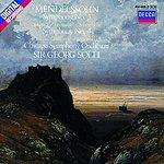 Felix Mendelssohn Symphony No.3 in A Minor, Op.56 'Scottish'/Symphony No.4 in A Major, Op.90 'Italian'