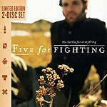 Five For Fighting The Battle For Everything (Bonus CD)