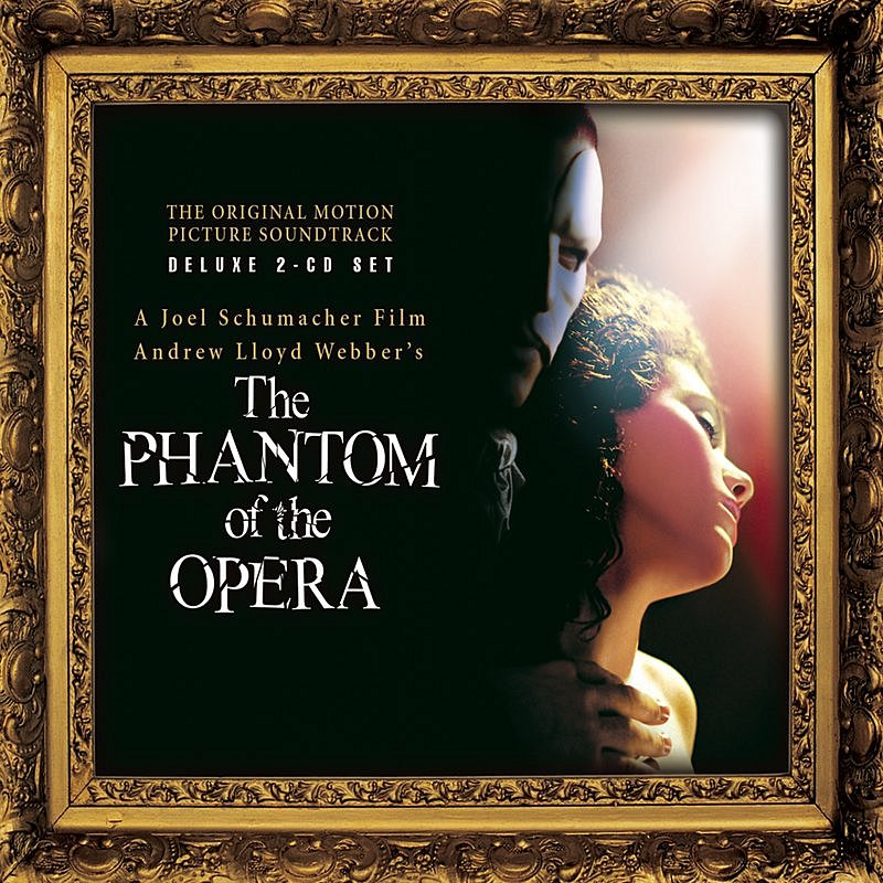 Cover Art: The Phantom Of The Opera: The Original Motion Picture Soundtrack (Special Edition)