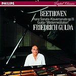 Friedrich Gulda Piano Sonata No.32 in C Minor/Wintermeditation