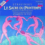 Charles Dutoit The Rite Of Spring/Symphonies Of Wind Instruments