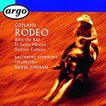 Aaron Copland Rodeo/Billy The Kid/El Salón Mexico/Danzón Cubano