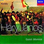 Zoltán Kodály Háry János Suite/Dances Of Galánta/Variations On A Hungarian Folk Song 'The Peacock'/Dances Of Marosszèk
