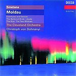 Bedrich Smetana Moldau/Overtures And Dances From The Bartered Bride, Libuse, The Kiss, The Two Widows