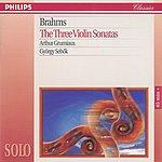 Arthur Grumiaux Sonatas For Violin & Piano Nos.1-3