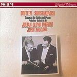 Julian Lloyd Webber Cello Sonatas/Ballade, Op.50