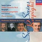 Pierre Amoyal Violin Concerto No.3/Concerto Gregoriano/Poema Autunnale