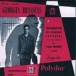 Georges Brassens Chante Les Chansons Poétiques