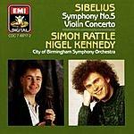 Jean Sibelius Violin Konzert, Op.47/Symphony No.5, Op.82