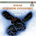 Zubin Mehta Symphonie Fantastique, Op.14/The Roman Carnival, Op.9/Béatrice Et Bénédict