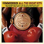 The Commodores All The Great Hits