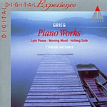 Cyprien Katsaris Piano Works - Lyric Pieces/Morning Mood/Holberg Suite