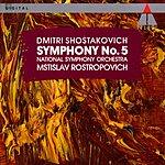 Mstislav Rostropovich Symphony No.5 in D Minor, Op.47