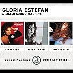Gloria Estefan Let It Loose/Cuts Both Ways/Into The Light (3 Pak)
