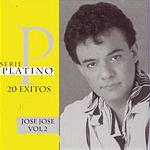 José José Serie Platino 20 Exitos - Vol. 2