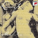 Zubin Mehta Symphonic Poems: Les Preludes/Orpheus/Mazeppa/Hamlet/Hunnenschlacht