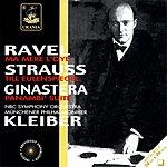 Erich Kleiber Ma Mère l'Oye/Till Eulenspiegel/Panambì Suite