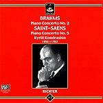 Sviatoslav Richter Paino Conerto No.2 in B Flat Major/Piano Concerto No.5 in F Major