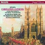 George Frideric Handel Coronation Anthems