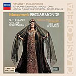 Dame Joan Sutherland Esclarmonde (Opera In Four Acts)