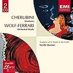 Neville Marriner Overtures/Orchestral Works