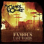 My Chemical Romance Famous Last Words (3-Track Maxi-Single)