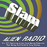 Slam Alien Radio (4-Track Maxi-Single)