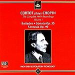 Alfred Cortot Ballades/Piano Sonata No.2/Fantasie