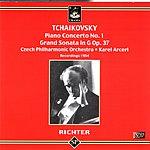 Sviatoslav Richter Piano Concerto No.1/Grand Sonata in G Major