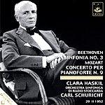 Clara Haskil Concerto No.9 in E Flat Major, KV.271 'Jeunehomme'/Sinfonia No.3 in E Flat Major, Op.55 'Eroica'