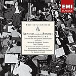 Malcolm Arnold Arnold Conducts Arnold: Symphonies Nos.1, 2 & 5/Concerto For Two Pianos (Three Hands), Op.104/Beckus The Dandipratt/Peterloo Overture