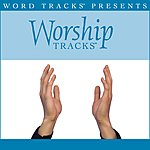 Word Tracks Presents Worship Tracks: Because Of Your Love - As Made Popular By Paul Baloche (Performance Track)