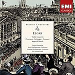 Edward Elgar Froissart, Op.19/Cockaigne Overture, Op.40/Imperial March, Op.32/Violin Concerto in B Minor, Op.61