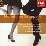 Yehudi Menuhin Menuhin & Grappelli Play...Gershwin, Berlin, Kern, Porter, Rodgers