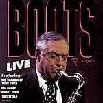 Boots Randolph Boots Randolph Live