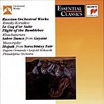 Eugene Ormandy Russian Orchestral Works