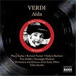 Maria Callas Aida (Opera In Four Acts)