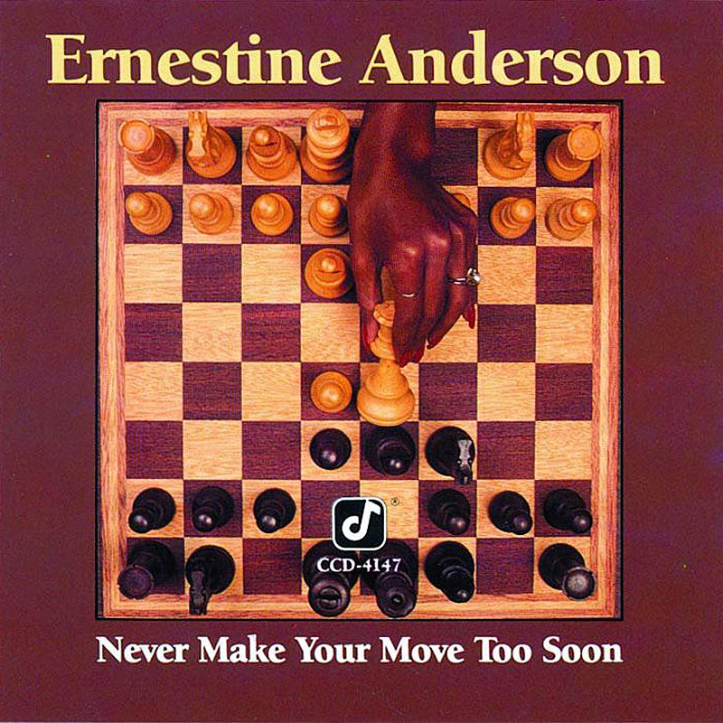Cover Art: Never Make Your Move Too Soon