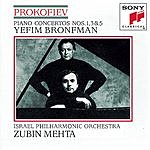 Yefim Bronfman Piano Concertos Nos.1, 3 & 5