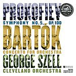 Sergei Prokofiev Symphony No.5 in B Flat Major, Op.100/Concerto For Orchestra, SZ.116 (Remastered)