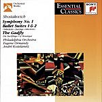 Dmitri Shostakovich Symphony No.1 in F Minor, Op.10/Ballet Suites Nos.1 & 2 (Highlights)/The Gadfly (Highlights)