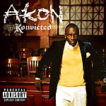 Akon Konvicted (UK/OZ Revised Album)