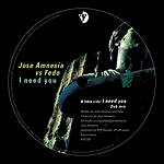 Jose Amnesia I Need You (Single)