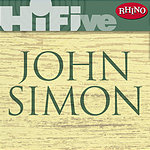 John Simon Rhino Hi-Five: John Simon