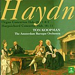 Ton Koopman Harpsichord Concerto in D Major/Organ Concerto in C Major/Organ Concerto in D Major