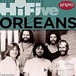 Orleans Rhino Hi-Five: Orleans